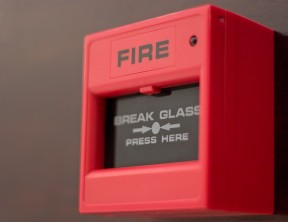 fire alarm london