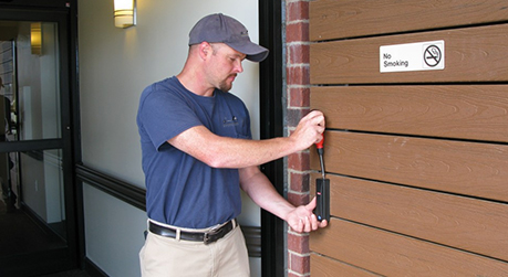 access control system maintenance