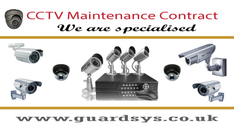 cctv maintenance contract