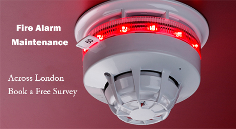 fire alarm maintenance london
