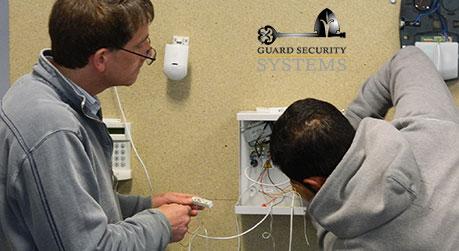 burglar alarm maintenance