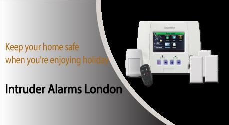 intruder alarms london