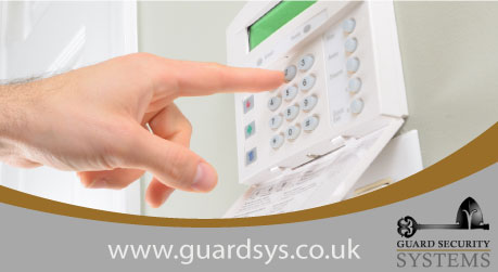 wireless intruder alarms