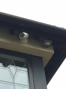 High-end residencial CCTV