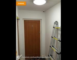 Flat CCTV System
