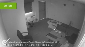 night vision commercial cctv